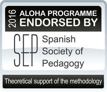 Endorsed by THE SPANISH SOCIETY OF PEDAGOGY